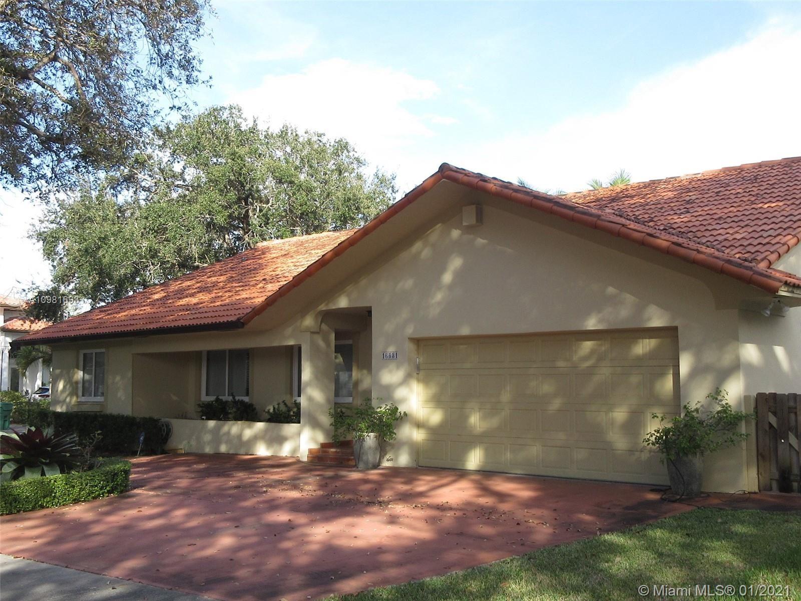 16881 NW 78th Pl, Miami Lakes, FL 33016 - #: A10981693