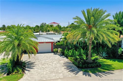 Photo of Listing MLS a10902694 in 3548 NE 18th Ave Oakland Park FL 33334