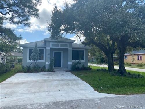 Photo of 1720 NW 8th Pl, Fort Lauderdale, FL 33311 (MLS # A10961694)