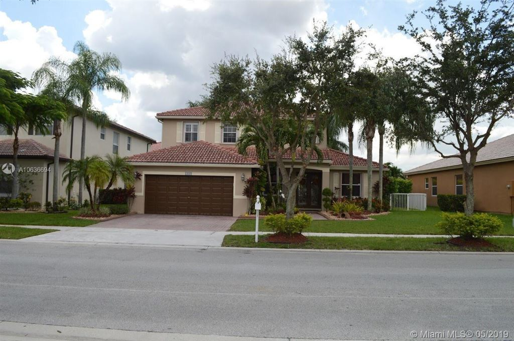 Photo for 14310 SW 33rd Ct, Miramar, FL 33027 (MLS # A10636694)
