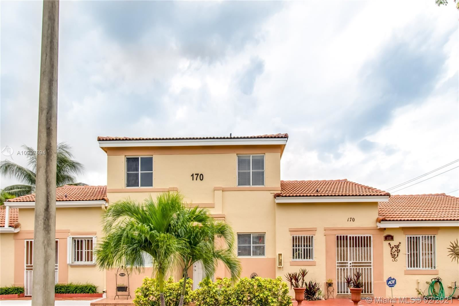 170 NW 114th Ave #24102, Sweetwater, FL 33172 - #: A10997694