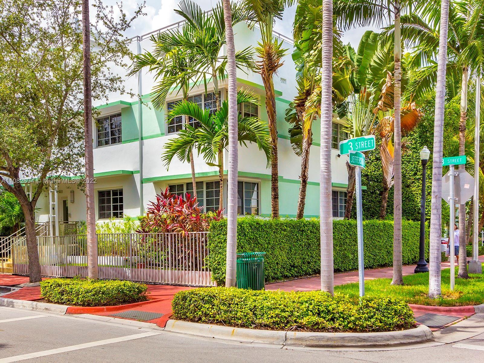901 3rd St #8, Miami Beach, FL 33139 - #: A11082694