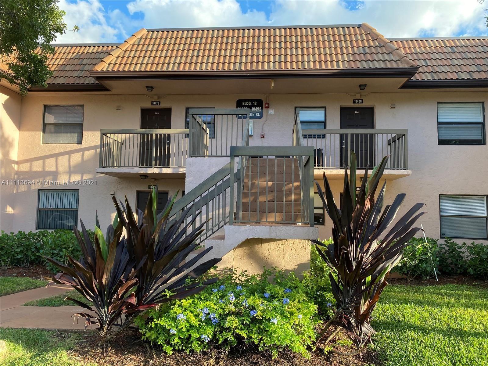 10468 NW 10th St #204, Pembroke Pines, FL 33026 - #: A11113694