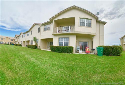Photo of 4263 SW 132nd Way #16201, Miramar, FL 33027 (MLS # A10724695)