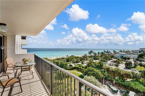 Photo of Listing MLS a10857696 in 1201 S Ocean Dr #804S Hollywood FL 33019