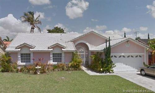 Photo of 14481 SW 161st St, Miami, FL 33177 (MLS # A11030696)
