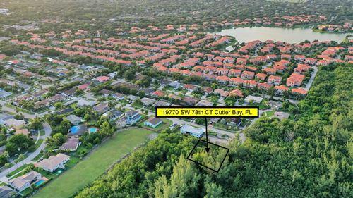 Photo of 19770 SW 78th Ct, Cutler Bay, FL 33189 (MLS # A11098696)