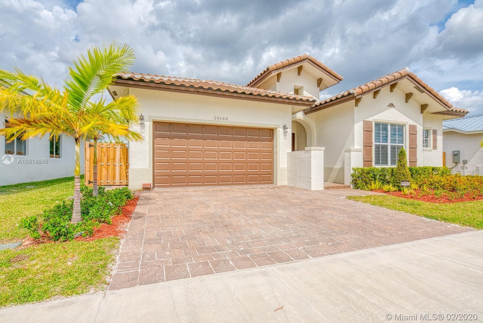 15143 SW 175th St, Miami, FL 33187 - #: A10818696