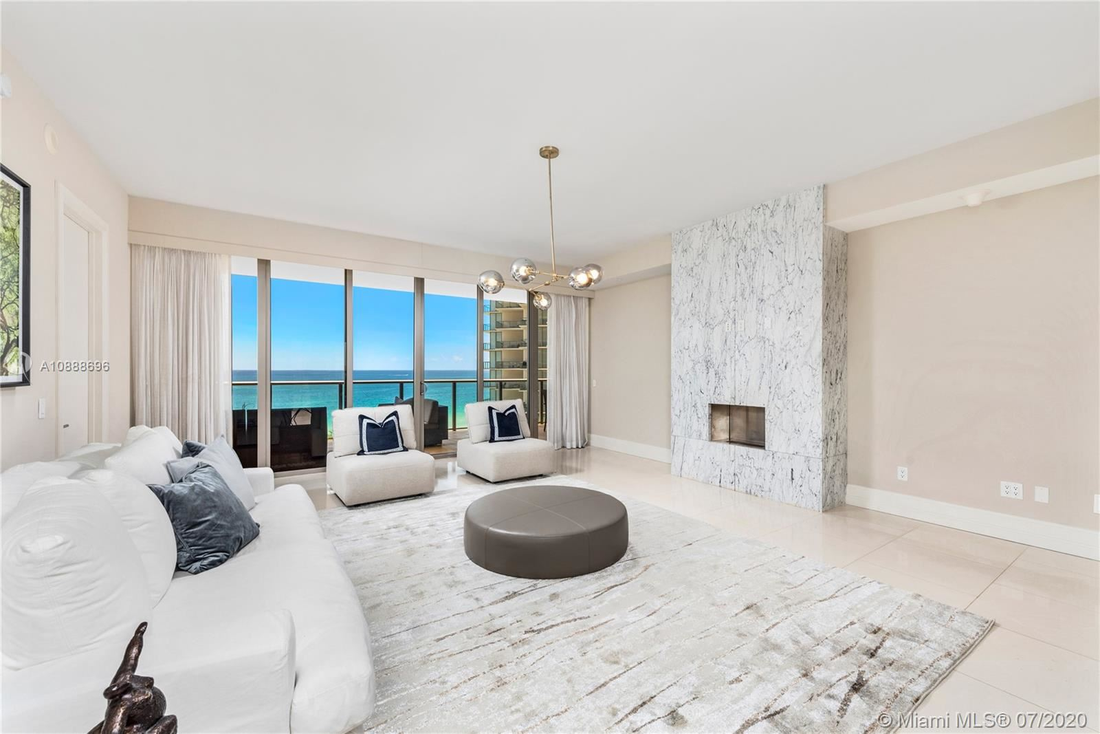 9705 Collins Ave #802N, Bal Harbour, FL 33154 - #: A10888696