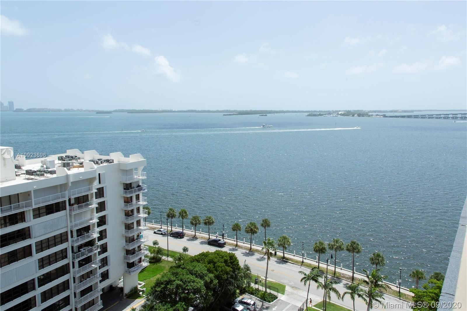 1450 BRICKELL BAY DR #1506, Miami, FL 33131 - #: A10923696