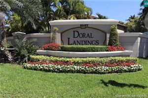 Photo of 5201 NW 112 PL #5201, Doral, FL 33178 (MLS # A10754697)