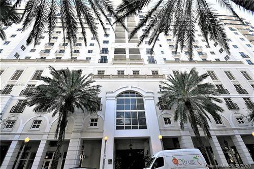Photo of 10 Aragon Avenue #708, Coral Gables, FL 33134 (MLS # A10831697)