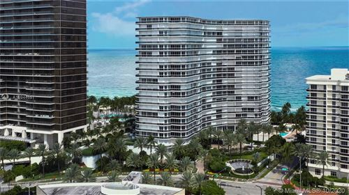 Photo of 9601 Collins Ave #702, Bal Harbour, FL 33154 (MLS # A10944697)
