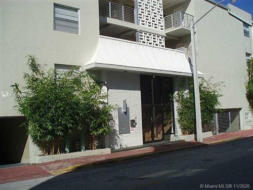 Photo of 1441 Lincoln Rd #308, Miami Beach, FL 33139 (MLS # A10963697)