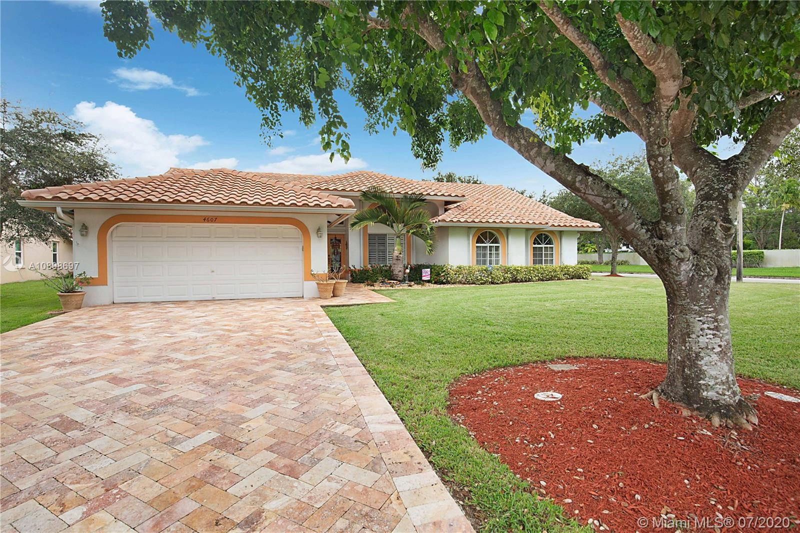 4607 NW 98th Ln, Coral Springs, FL 33076 - #: A10898697