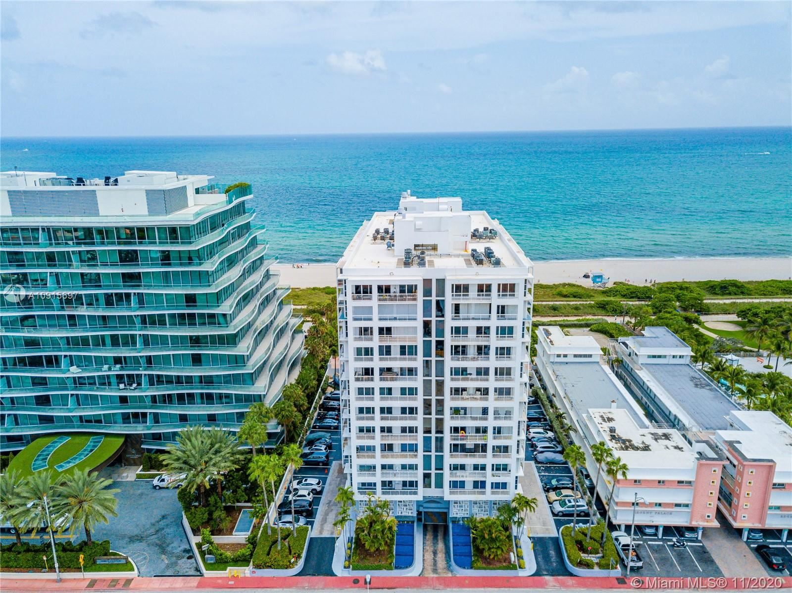 9341 Collins Ave #403, Surfside, FL 33154 - #: A10915697