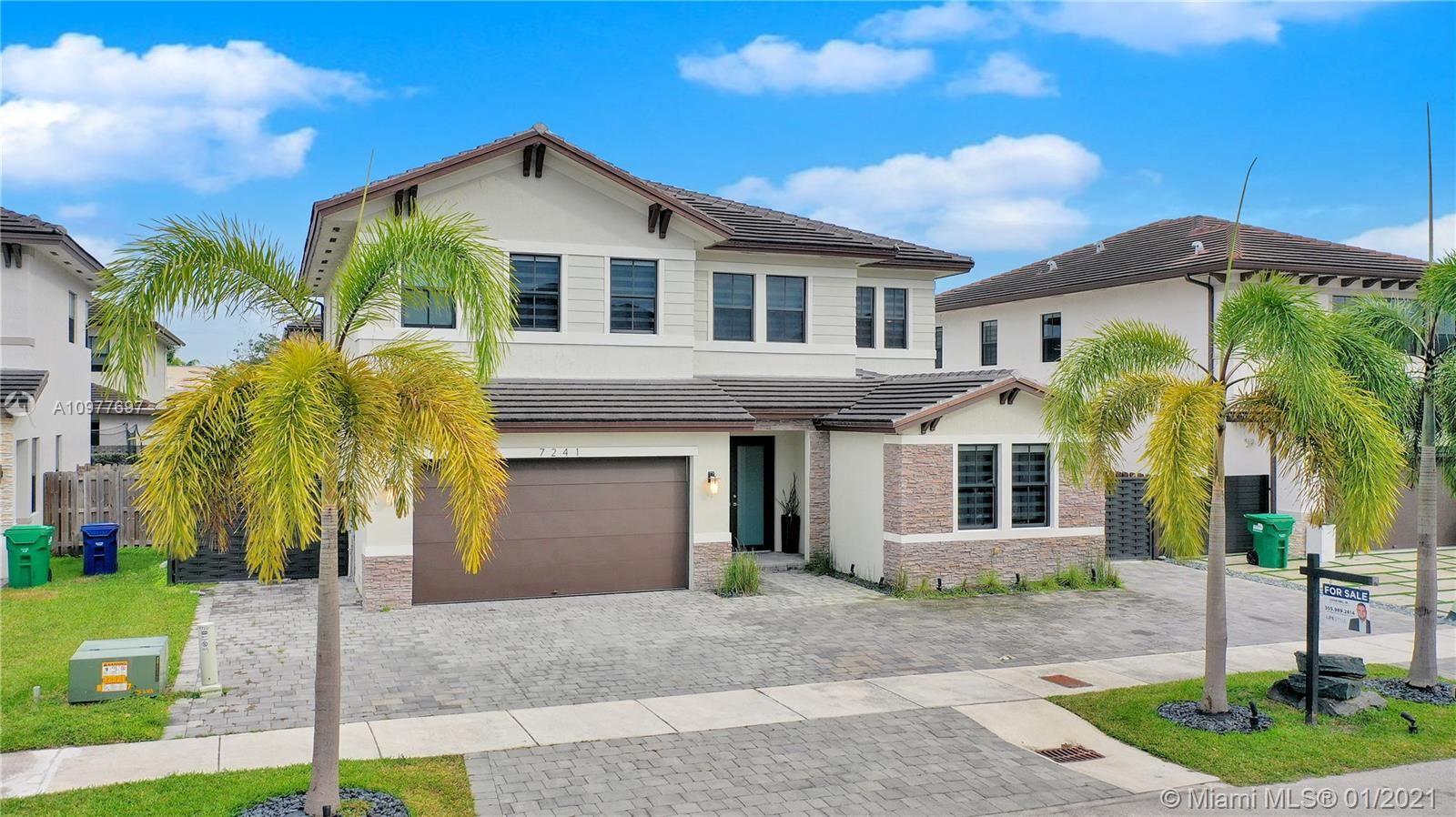 7241 SW 163rd Ct, Miami, FL 33193 - #: A10977697