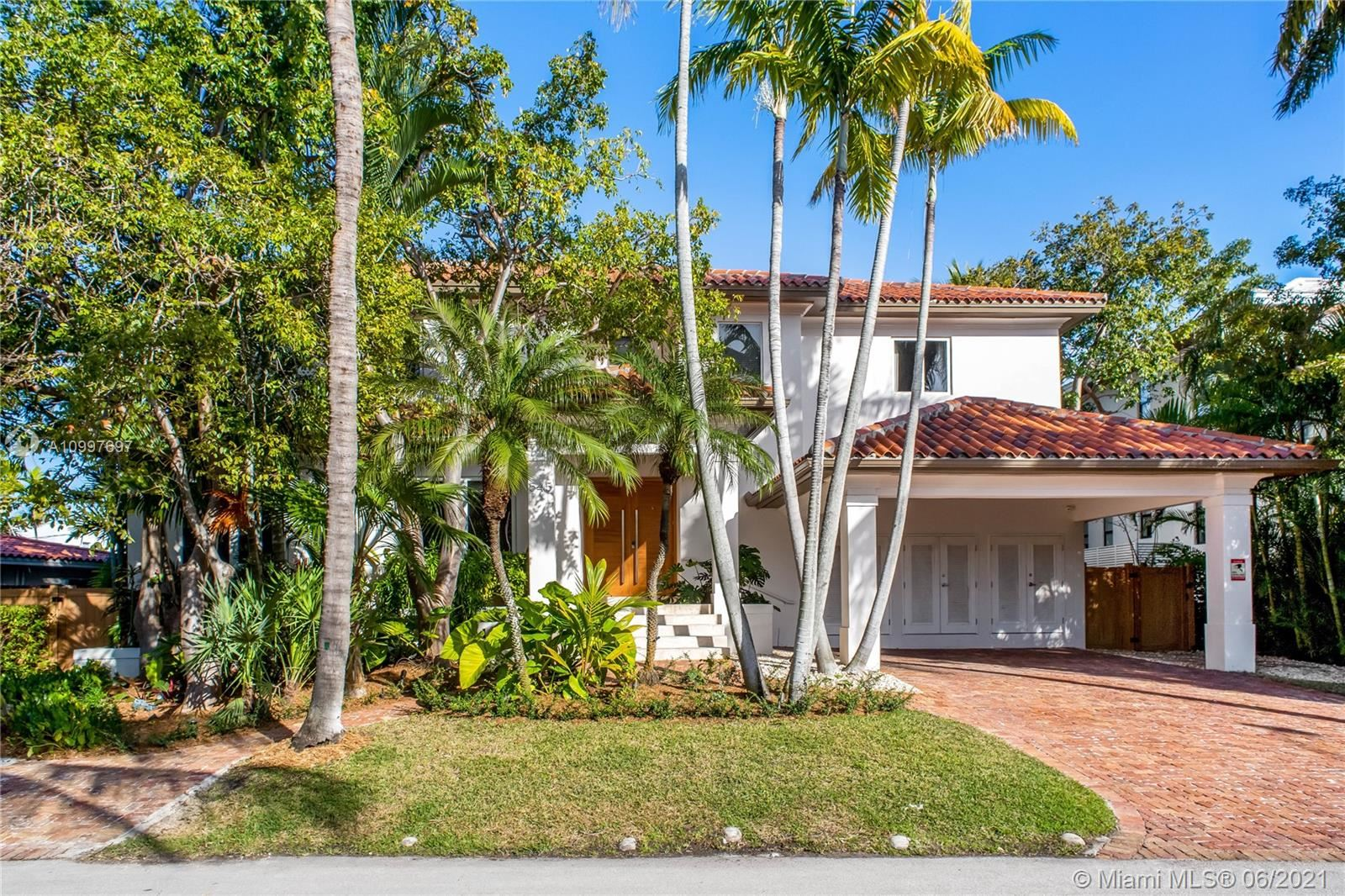 545 Hampton Ln, Key Biscayne, FL 33149 - #: A10997697