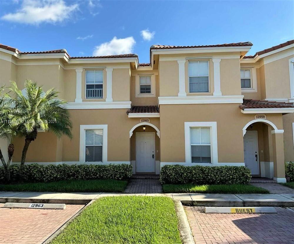 Photo of 12963 SW 30th Street #102, Miramar, FL 33027 (MLS # A11114697)