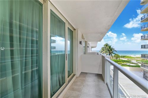 Photo of 9499 Collins Ave #304, Surfside, FL 33154 (MLS # A11054698)