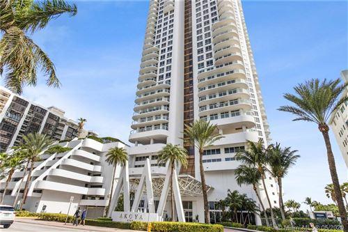 Photo of 6365 Collins Ave #2501, Miami Beach, FL 33141 (MLS # A10778699)
