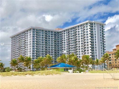 Photo of 405 N Ocean Blvd #518, Pompano Beach, FL 33062 (MLS # A10797699)