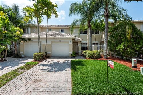 Photo of 2259 NW 170th Ave #0, Pembroke Pines, FL 33028 (MLS # A10841699)