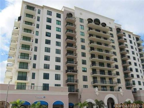 Photo of 1300 Ponce De Leon Blvd #1106, Coral Gables, FL 33134 (MLS # A10963699)
