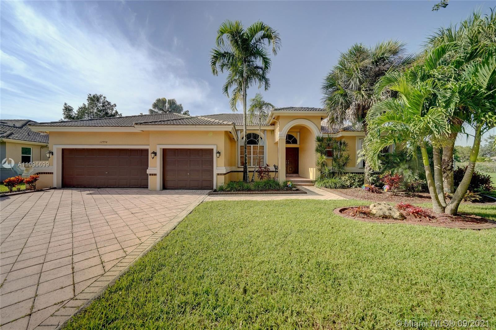 Photo of 12994 Spring Lake Dr, Cooper City, FL 33330 (MLS # A11096699)