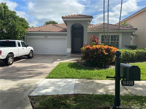 Photo of 16408 Sapphire Dr, Weston, FL 33331 (MLS # A10947700)