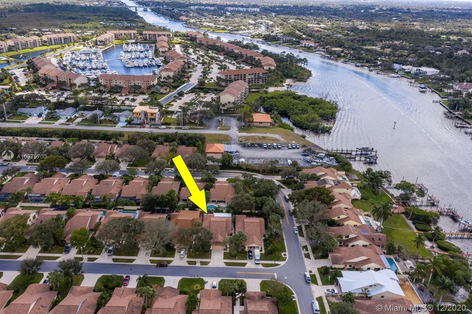 Photo of 116 Inner Harbour Way, Jupiter, FL 33477 (MLS # A10976700)