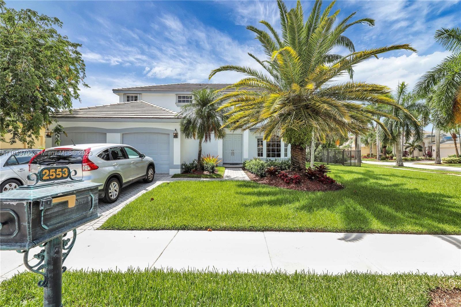 2553 Jardin Ter, Weston, FL 33327 - #: A11043700
