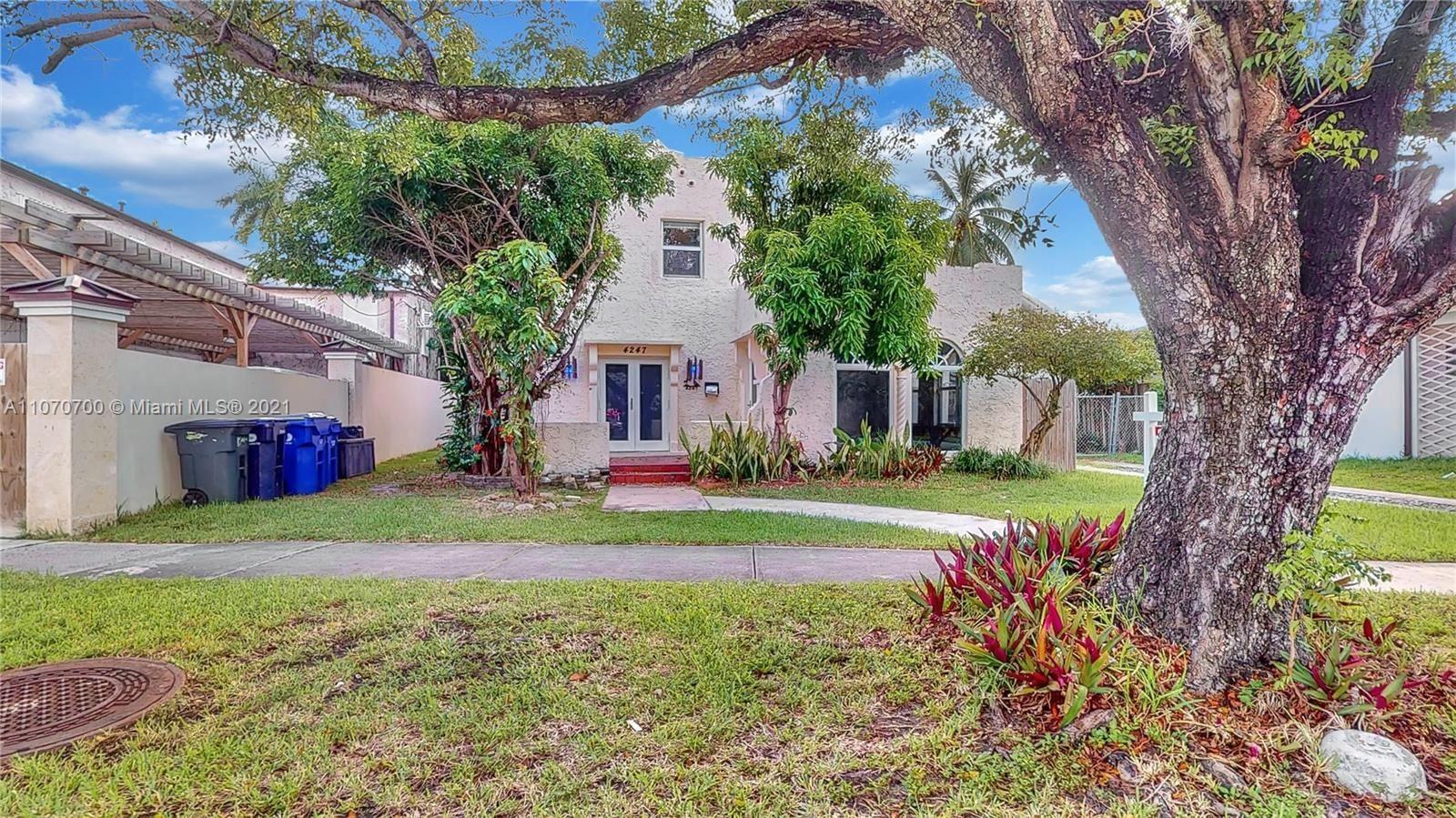 4247 N Bay Rd, Miami Beach, FL 33140 - #: A11070700