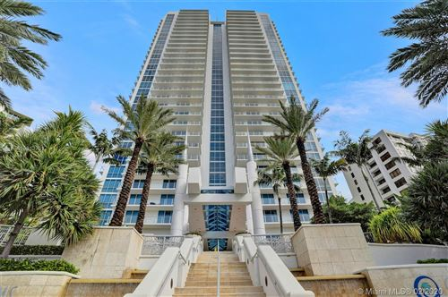 Photo of 3101 S Ocean Dr #2007, Hollywood, FL 33019 (MLS # A10813701)