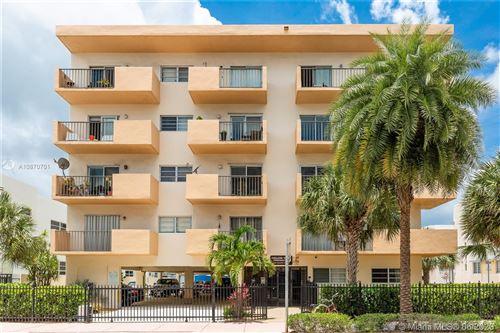 Photo of 1150 Collins Ave #402, Miami Beach, FL 33139 (MLS # A10870701)