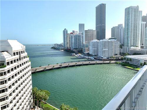 Foto de inmueble con direccion 701 Brickell Key Blvd #2011 Miami FL 33131 con MLS A10919701