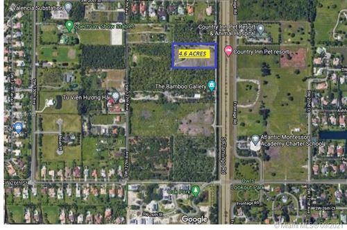 Photo of 2200 SW Flamingo Front (Estimated), Davie, FL 33325 (MLS # A11097701)