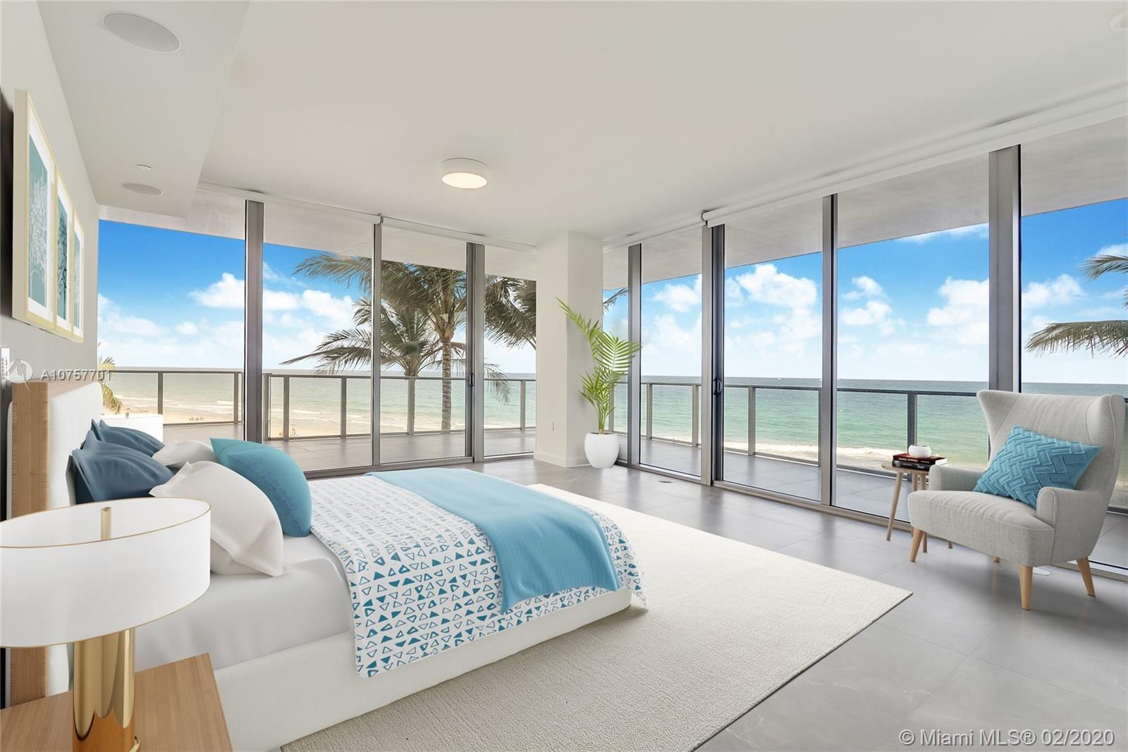 Photo of 2200 N Ocean Blvd #N205, Fort Lauderdale, FL 33305 (MLS # A10757701)