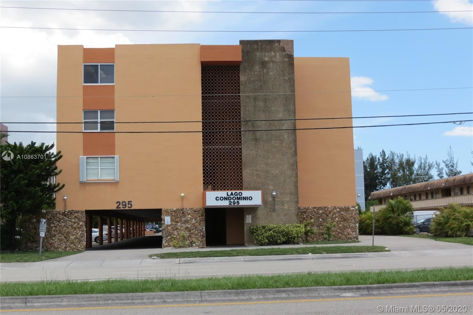 295 NW 72nd Ave #306, Miami, FL 33126 - #: A10863701