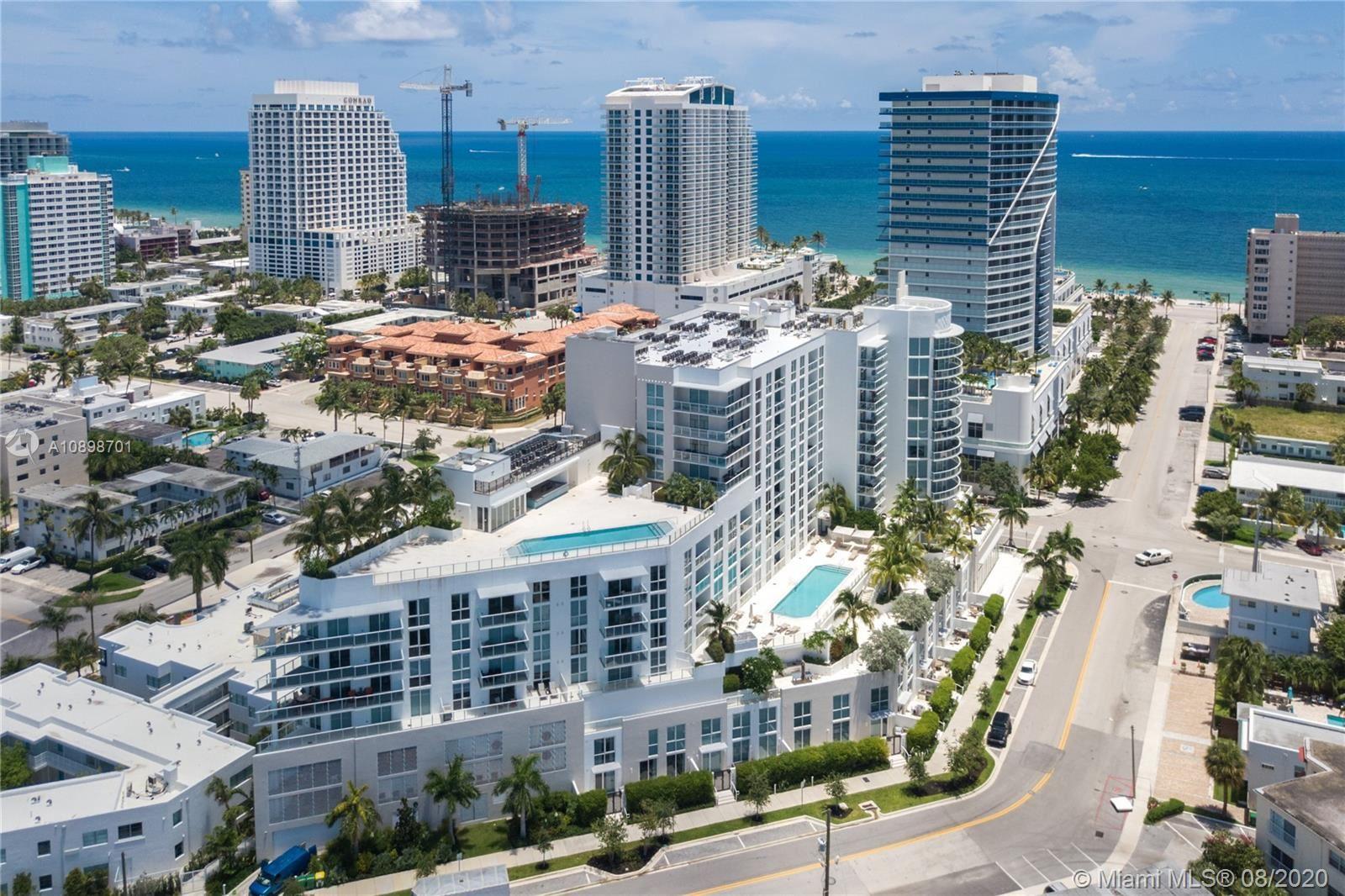 401 N Birch Rd #613, Fort Lauderdale, FL 33304 - #: A10898701