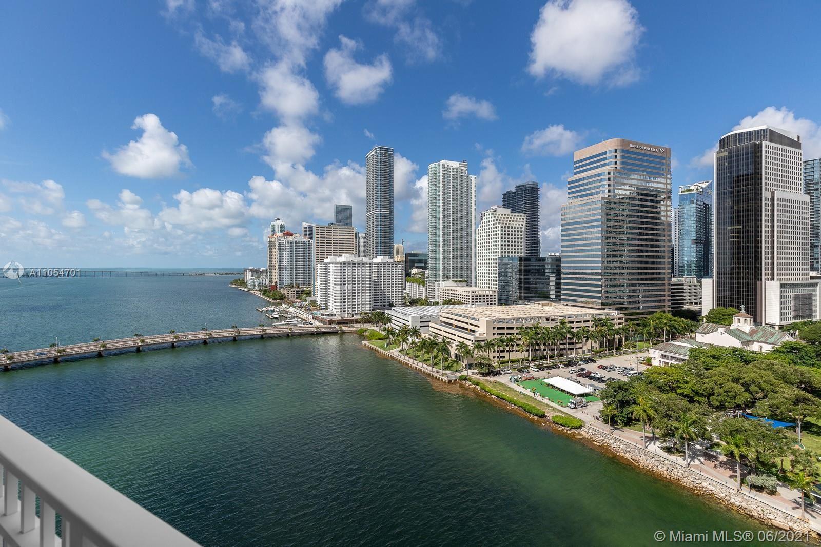 801 Brickell Key Blvd #1801, Miami, FL 33131 - #: A11054701
