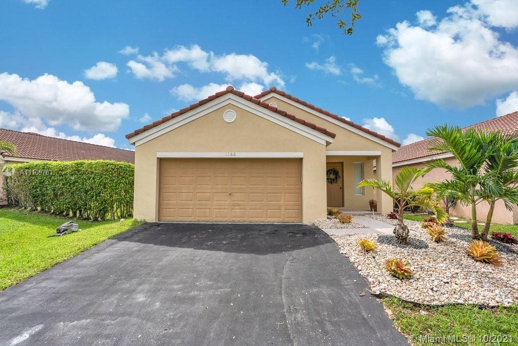 Photo of 1260 NE Majesty Ter, Weston, FL 33327 (MLS # A11109701)