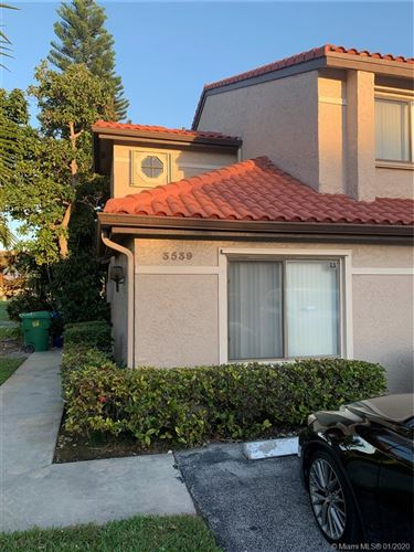 Photo of Listing MLS a10804702 in 3539 W Inverrary Blvd W #3539 Lauderhill FL 33319