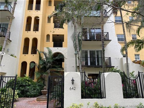 Photo of 642 N Valencia Ave #305, Coral Gables, FL 33134 (MLS # A11052702)