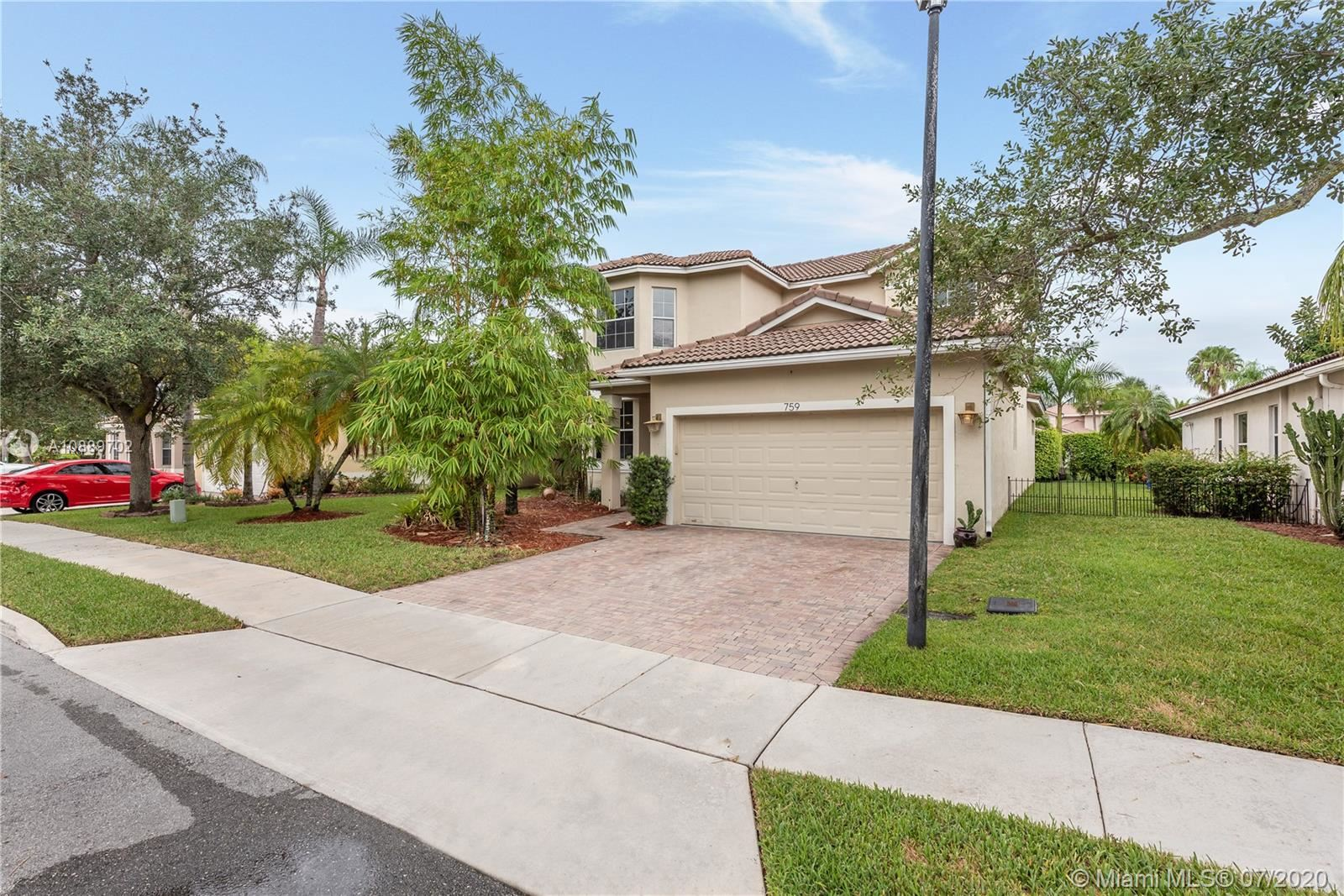 759 SW 121st Ave, Pembroke Pines, FL 33025 - #: A10889702