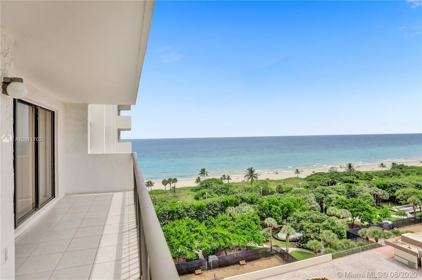1201 S Ocean Dr #1203N, Hollywood, FL 33019 - #: A10911702