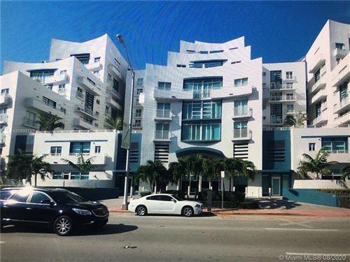 Photo of 7600 Collins Ave #1010, Miami Beach, FL 33141 (MLS # A10892703)