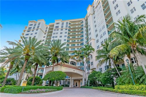 Photo of 19900 E Country Club Dr #203, Aventura, FL 33180 (MLS # A11040703)