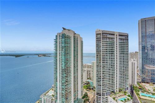 Photo of 1200 Brickell Bay Dr #4203, Miami, FL 33131 (MLS # A11100703)