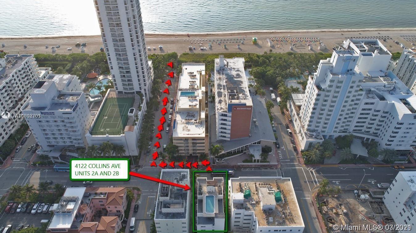 4122 Collins Ave #3A, Miami Beach, FL 33140 - #: A11008703